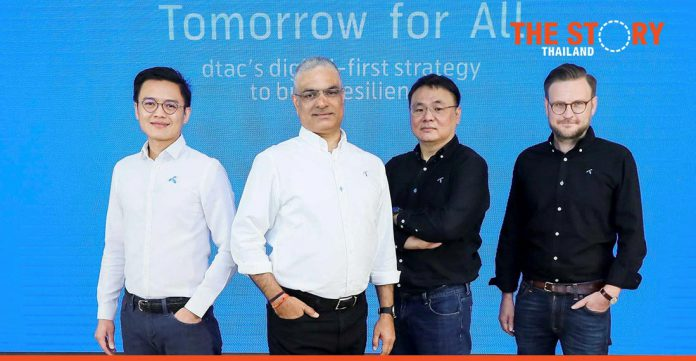 dtac's resilience strategy for a transformed Thailand